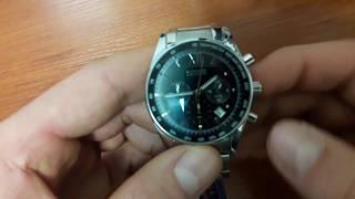 Годинник Skmei 9096 Tandem - огляд та налаштування. Інтернет магазин Лекос