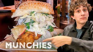 Chef's Night Out - Vaping with Grandma & Other Things You Can't Do In Restaurants