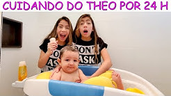 CUIDANDO DO THEO POR 24 H