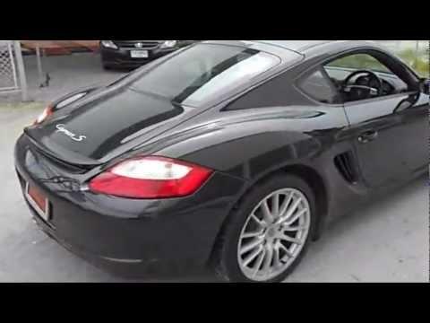 Porsche Cayman MT S for sale Pattaya Thailand second hand at euro thai car co