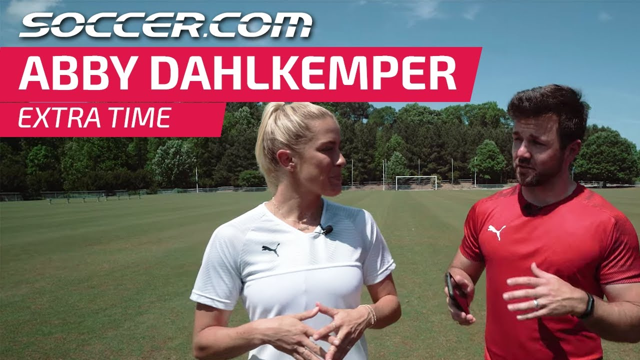 Abby Dahlkemper Extra Time Interview | SOCCER COM