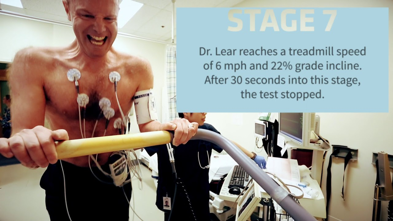 What Happens During A Cardiac Stress Test Youtube