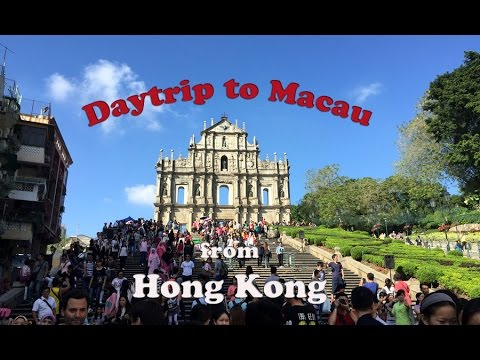 Macau from Hong Kong Guide : How to get there