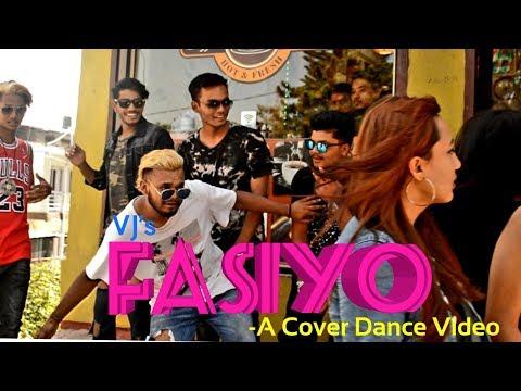 FASIYO -VJ MUSIC Cover Dance Video   Feel Right Dance Now