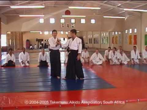 Mori Shihan 7th Dan Aiki-waza 2013 Aikido Brisbane Yoshinkanиз YouTube · Длительность: 24 мин47 с