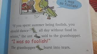 아이와 읽는 영어동화 / The ants and the…
