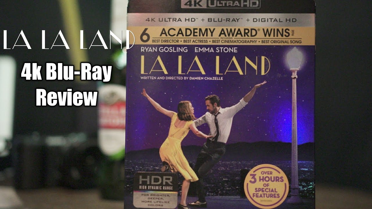 La La Land 4K Bluray Review   Unboxing   Dolby Atmos