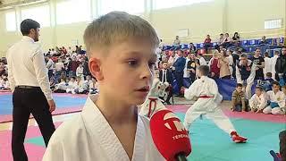 Открытый Кубок Востока по карате прошел в Уссурийске