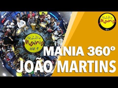 🔴 Radio Mania - João Martins - Boas Novas do Jardim