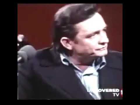Johnny Cash At Folsom Dumps Out His Water Funny Youtube