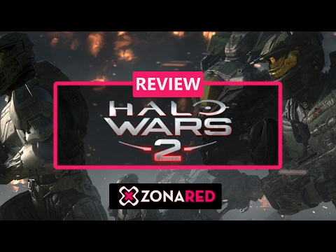 HALO WARS 2 - ANALISIS / REVIEW - Xbox One y PC