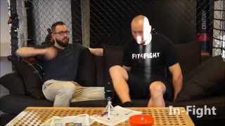 Tue Trnka - Rumble Sports - interview