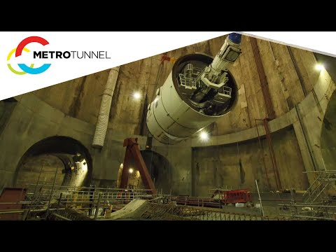 Metro Tunnel - Learning from international projects