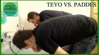 teyo vs paddes wer kann lnger die luft anhalten mit bestrafung