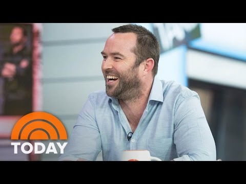 'Blindspot' Star Sullivan Stapleton: Questions Will Be Answered In Season Finale  TODAY