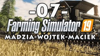 Farming Simulator 19 #07 - Męska współpraca /w Gamerspace, Undecided