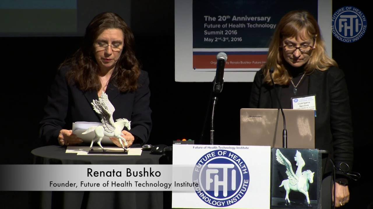 strategy for the future of health bushko r g