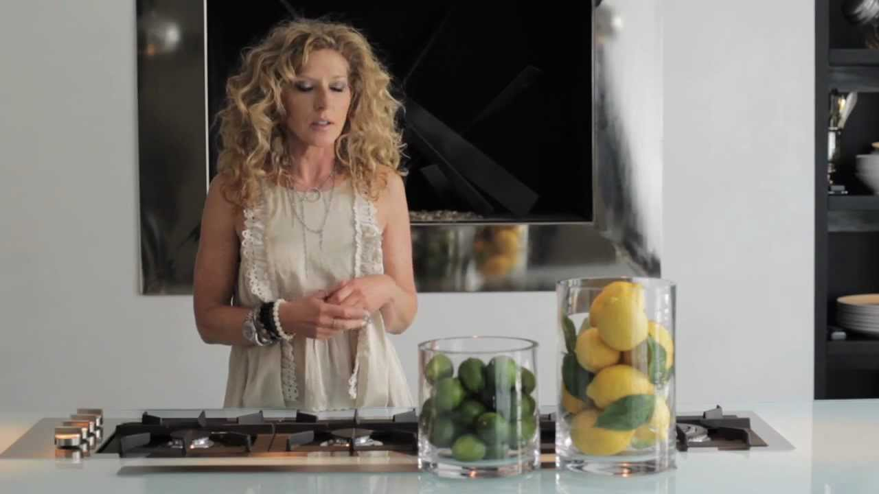 Kelly Hoppen : Practical Citrus Kitchen   YouTube