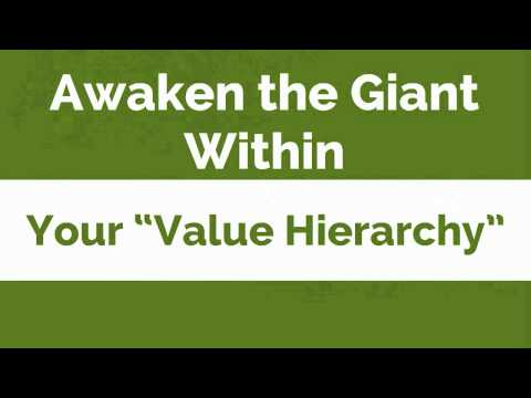 awaken-the-giant-within---your-values-hierarchy