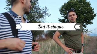 DAI IL CINQUE / СВІТЛАНА ПАСІРСЬКА / ВІДЕО 1