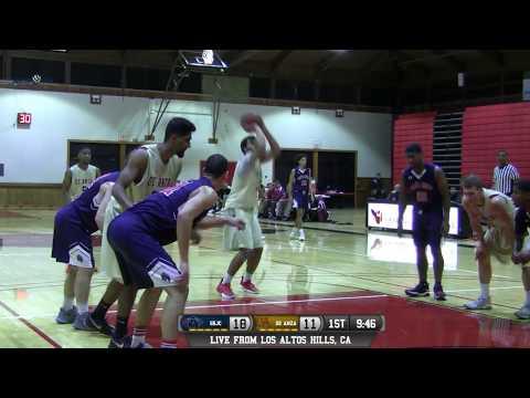 Santa Rosa Junior College vs De Anza College LIVE 12/9/17