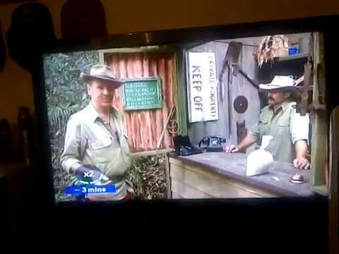 0c75344108b ITS A PUPPET! brian from im a celebrity - YouTube