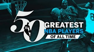 Top 50 NBA players of all-time thumbnail
