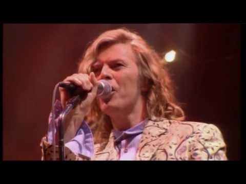 David Bowie - Glastonbury Festival, 25th June 2000 - Digital VCR upgrade