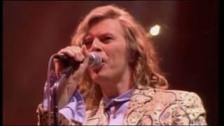 David Bowie - Glastonbury Festival, 25th June 2000 - Digital VCR upgrade
