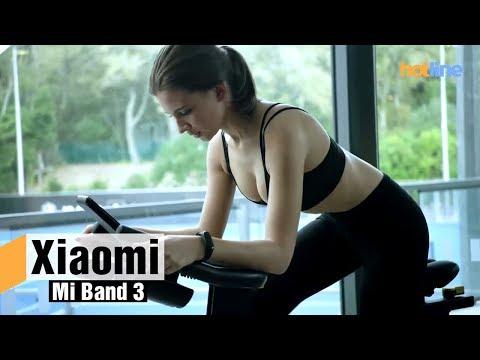 Xiaomi Mi Band 3 — обзор фитнес-браслета