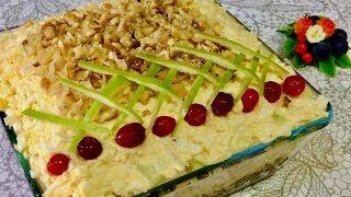Самый популярный салат на планете!!! Салат со свеклой. Рецепты салатов.