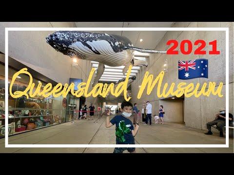 Queensland Museum   Brisbane   Australia 🇦🇺   The Galon Family