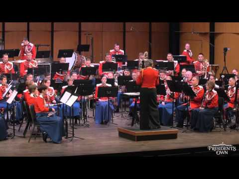 "HOLST The Planets: 4. Jupiter, the Bringer of Jollity - ""The President's Own"" U.S. Marine Band"