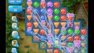 Как пройти 560 уровень в игре Загадки Атлантиды(Видео Светланы Керимовой. БЕЗ бустеров., 2015-03-13T05:54:50.000Z)