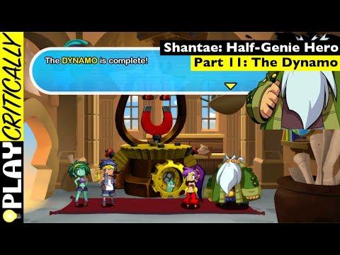 Shantae: Half-Genie Hero — Part 11: The Dynamo