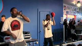 Dizzee Rascal - Where's Da G's (Live at Amoeba) Mp3