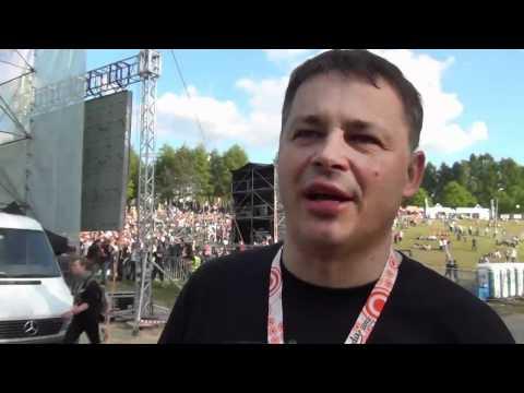 KORTOWIADA 2012 - Wywiad z Wojtkiem Wojdą z Farben Reggae