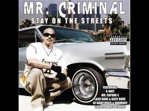 Mr. Criminal ft. Spider Loc - Stop Bitchin