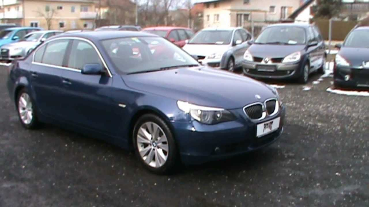 2006 bmw 525d steptronic youtube. Black Bedroom Furniture Sets. Home Design Ideas