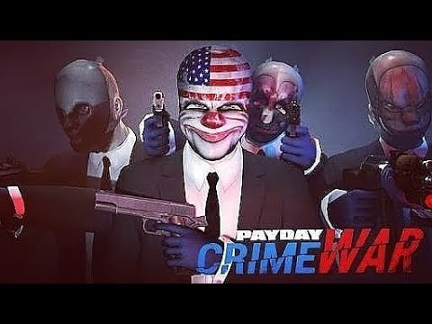 PAYDAY CRIME WAR MOBILE : ULTRA GRAPHICS Gameplay (Android) HD