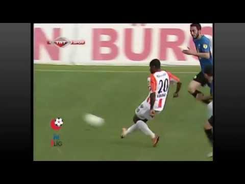Adanaspor 3 - 2 Kayseri Erciyesspor Maç Özeti