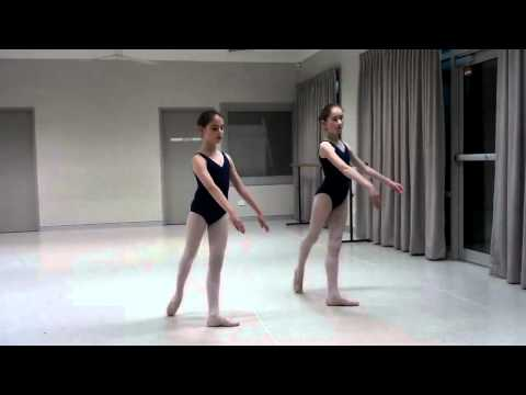 Julie Kemp's School of Dance: Grade 3 - Adage