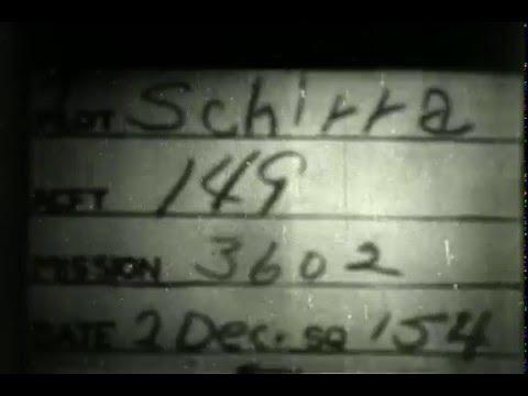 F 1962 Wally Schirra Gun Camera Footage from  F-84 missions in Korea
