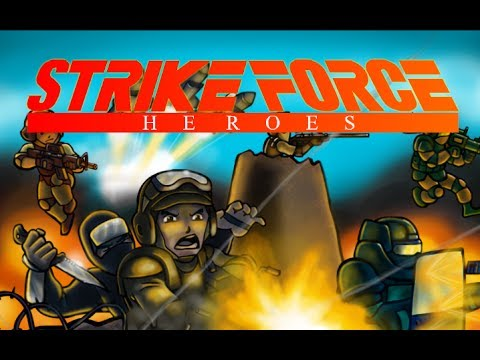 Strike Force Heroes Стрелялки Онлайн игры