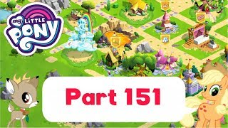 My Little Pony Game Part 151 - Crispin and Clover Limited Time story MLP