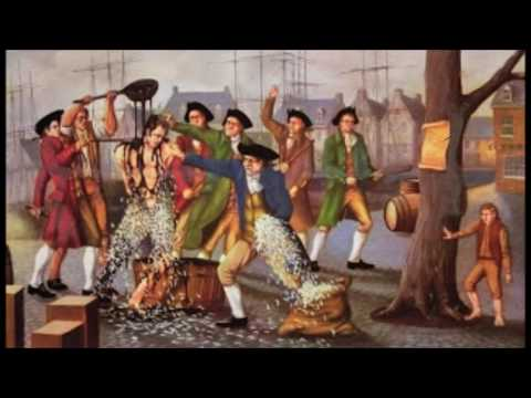 The Persecution of the American Loyalists during the American Revolution