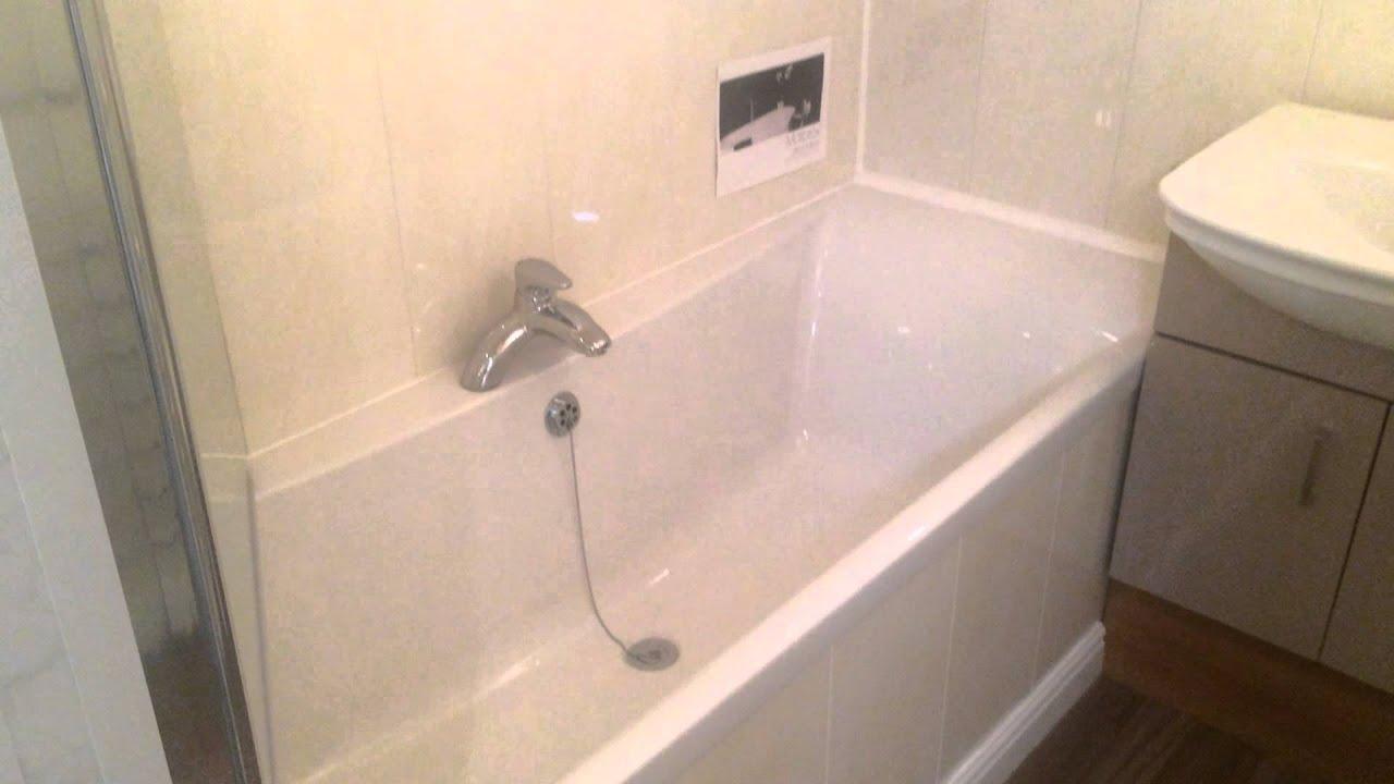 Marbrex Beige Display Room By DBS Bathrooms   YouTube