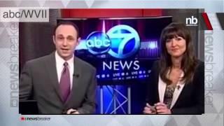 TV Anchor Team Quits on LIVE TV | NewsBreaker | Ora TV