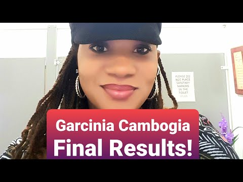 12 POUNDS DOWN!!!! My Diet Update Week 4 Of 4 #GarciniaCambogia Pros And Cons And Extra Tips!!