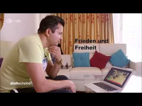 Prakash Dai's first interview in Germany on ZDF national television